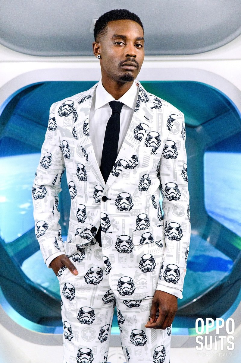 OppoSuits Stormtrooper Suit photo 2