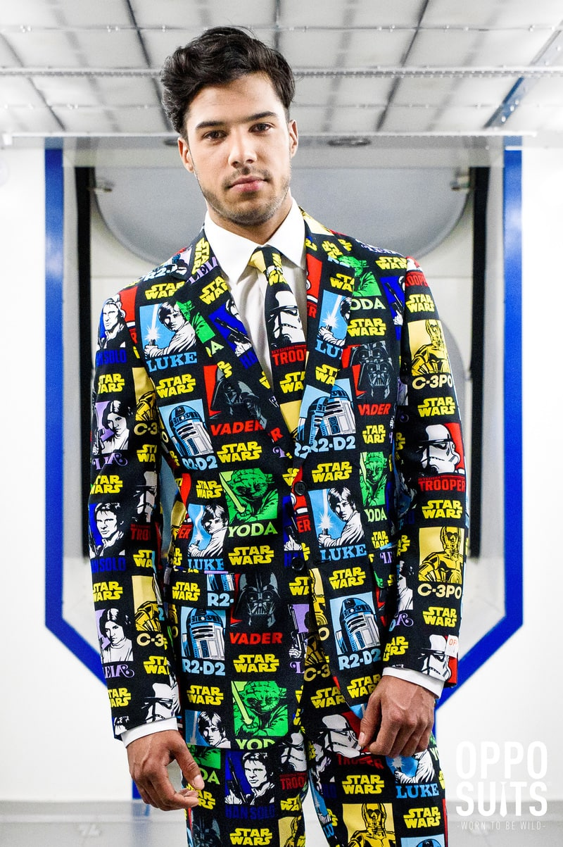 OppoSuits Strong Force Kostuum foto 2