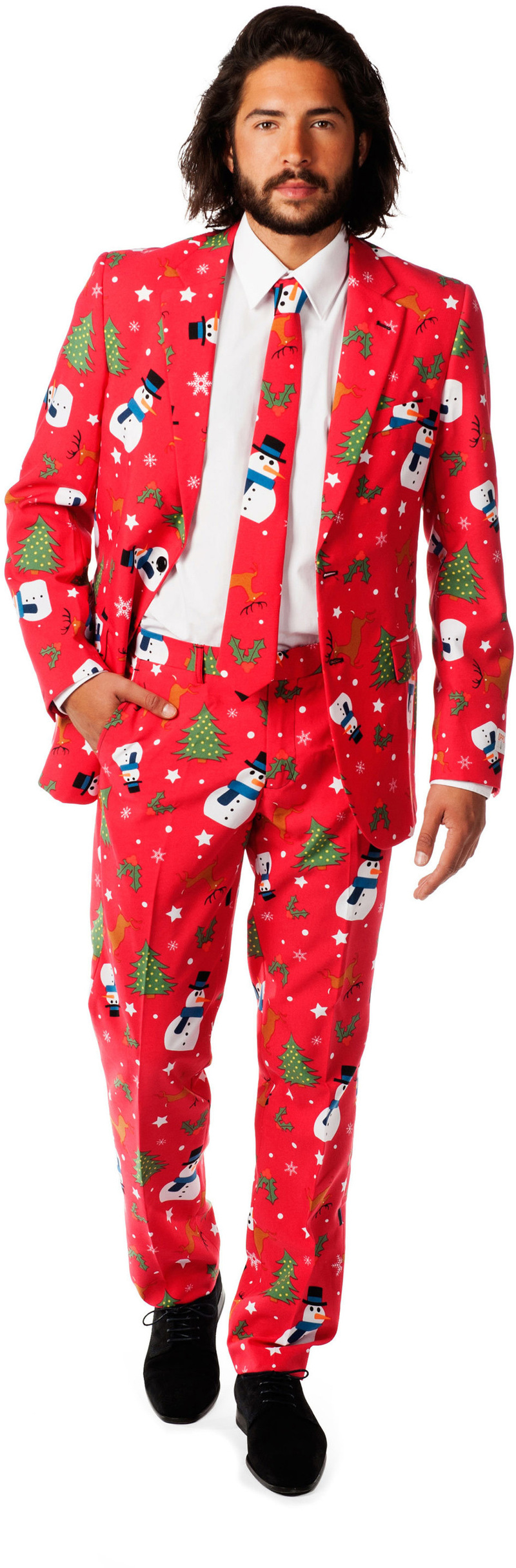 OppoSuits The Christmaster Kostüm