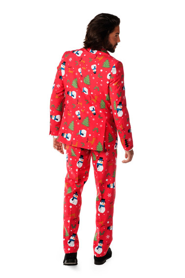 OppoSuits The Christmaster Kostuum foto 1