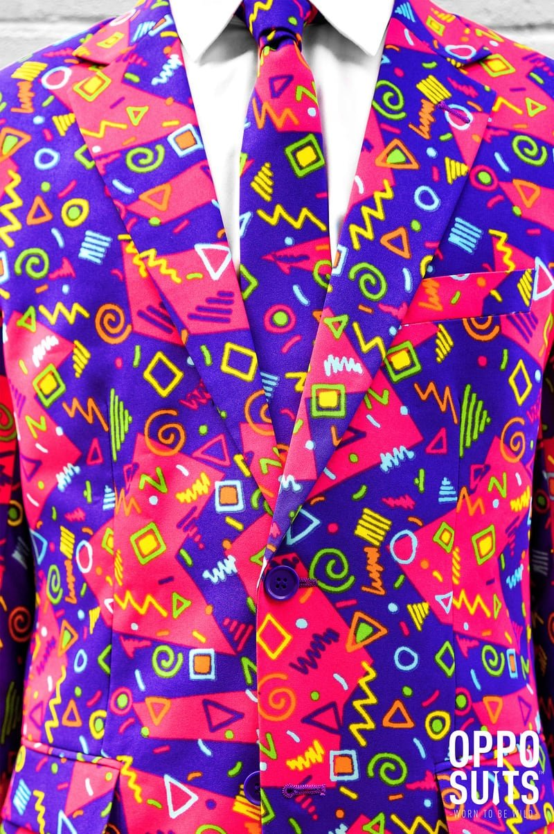 OppoSuits The Fresh Prince Kostuum foto 4