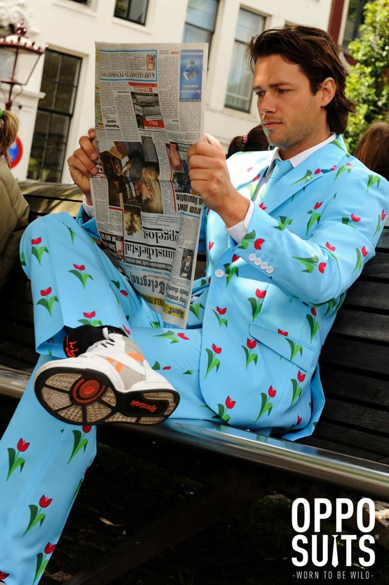 OppoSuits Tulips from Amsterdam Costume