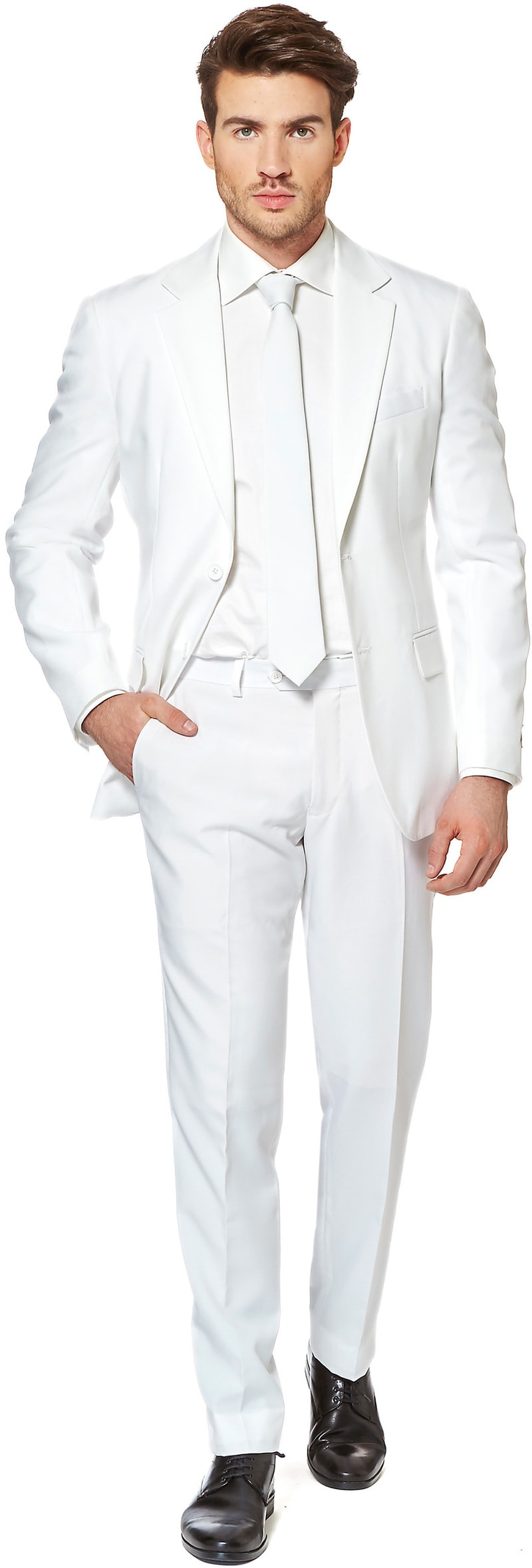 OppoSuits White Knight Anzug Foto 0