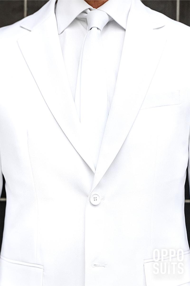 OppoSuits White Knight Anzug Foto 4