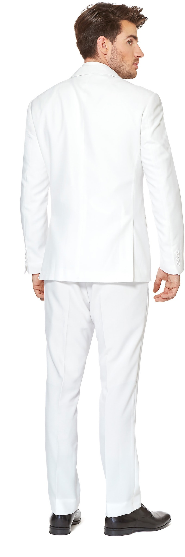 OppoSuits White Knight Kostuum foto 1