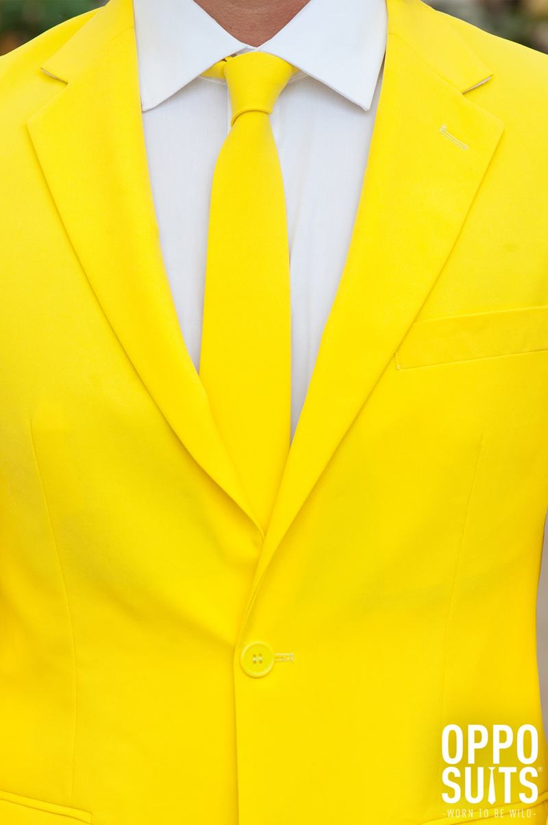 OppoSuits Yellow Fellow Kostüm Foto 3