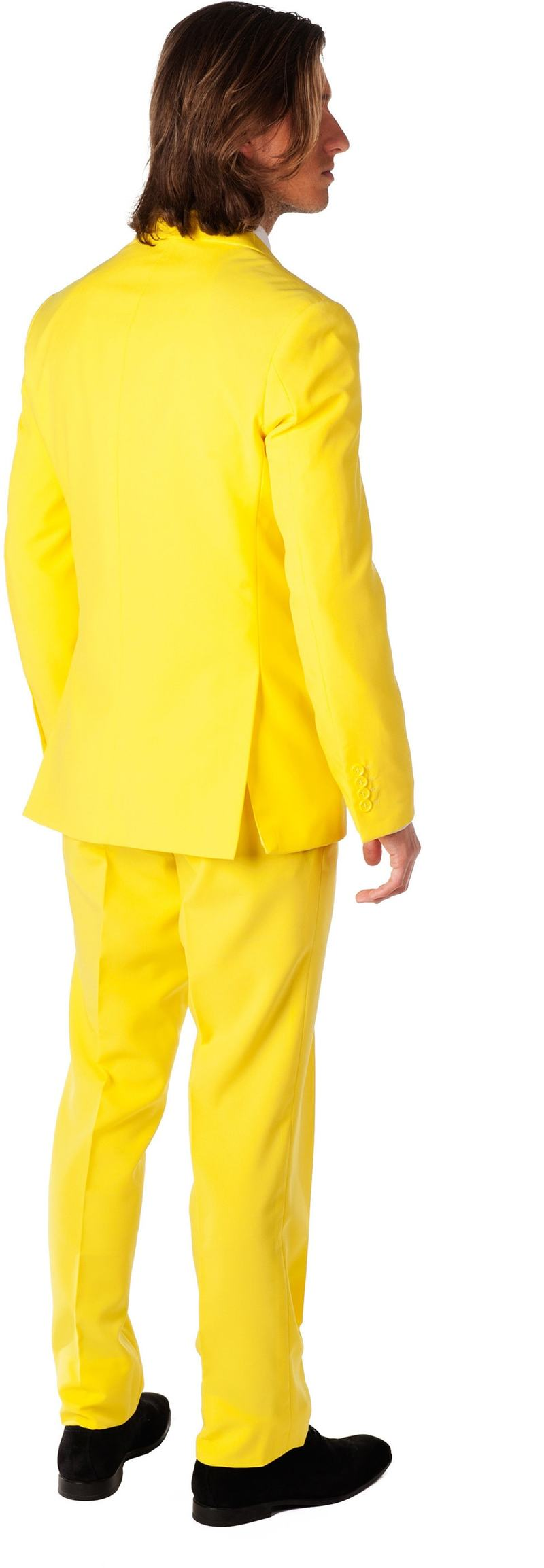 OppoSuits Yellow Fellow Kostuum foto 1