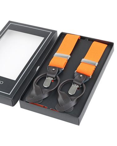 Oranje Bretels Luxe foto 2