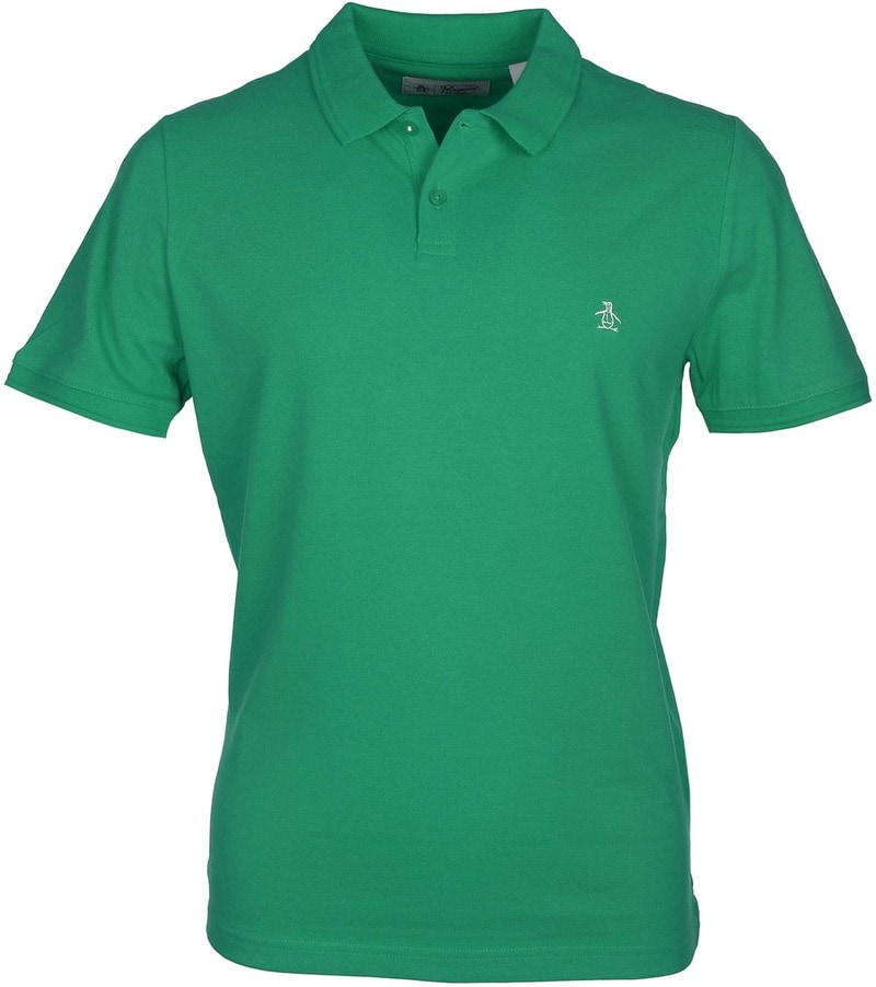 Original Penguin Polo Groen  online bestellen | Suitable