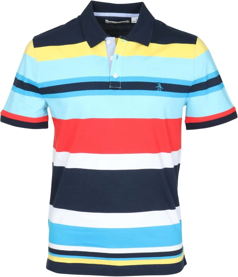 Original Penguin Poloshirt Farbe Streifen  online kaufen | Suitable