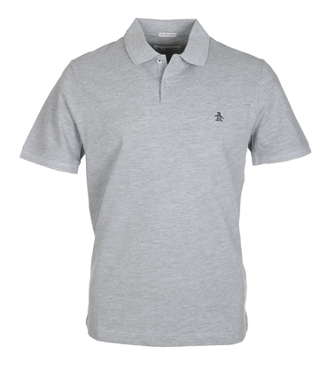 Original Penguin Poloshirt Grau  online kaufen | Suitable
