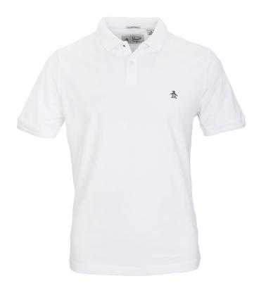 Original Penguin Poloshirt Weiss  online kaufen   Suitable
