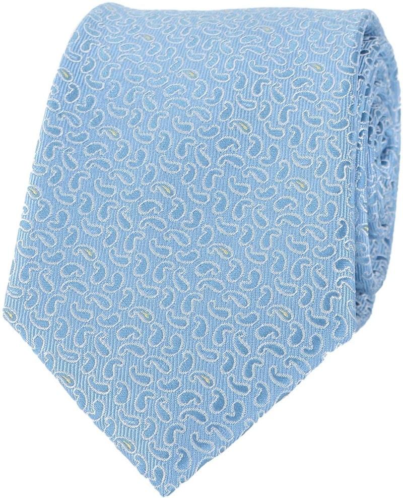 Paisley Stropdas Blauw   online bestellen | Suitable