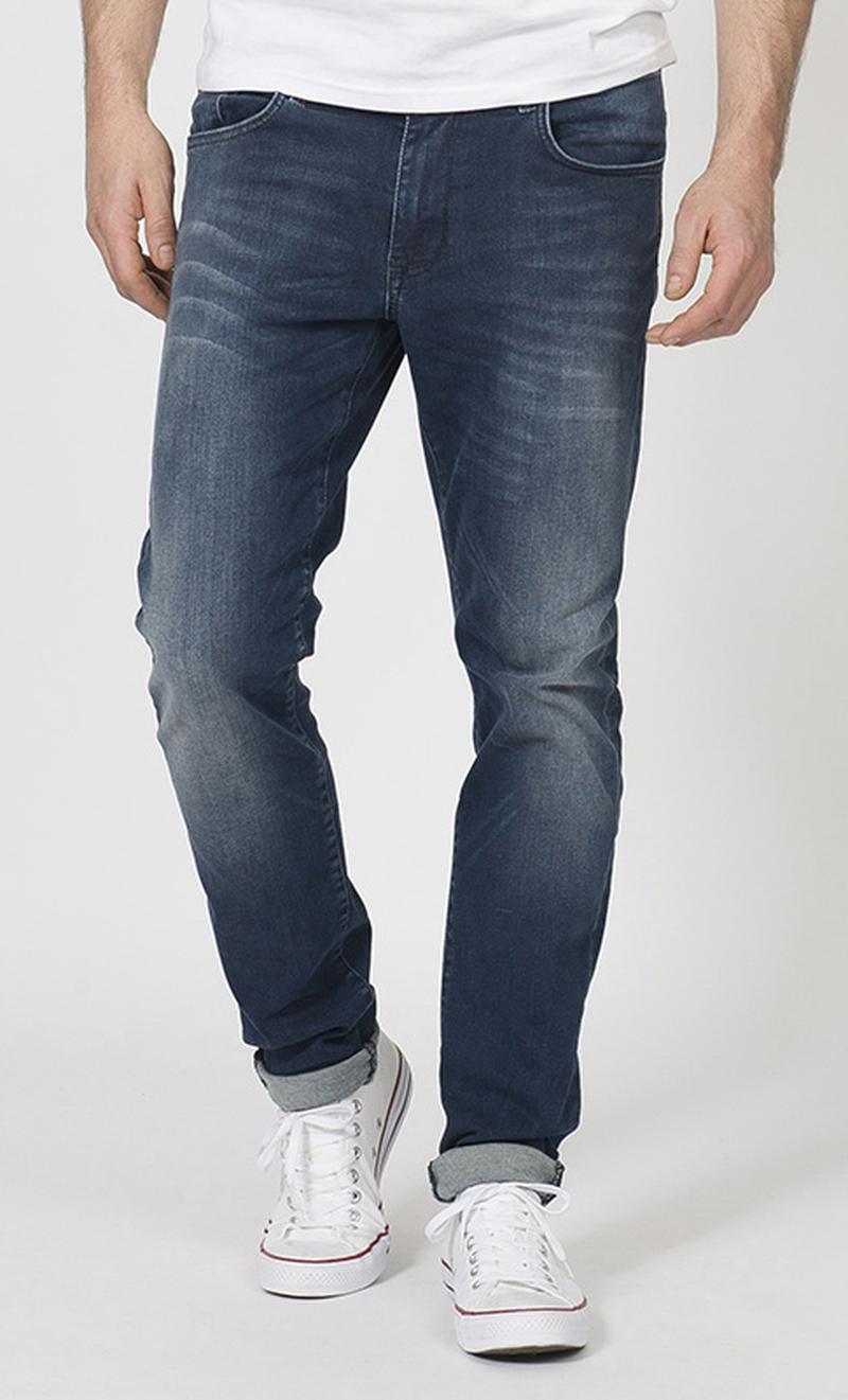 Petrol Seaham Jeans Blau Foto 4