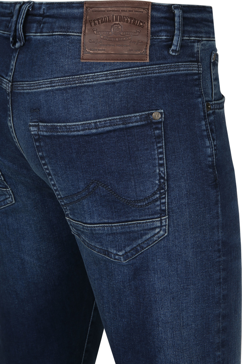 Petrol Seaham Jeans Blau Foto 2