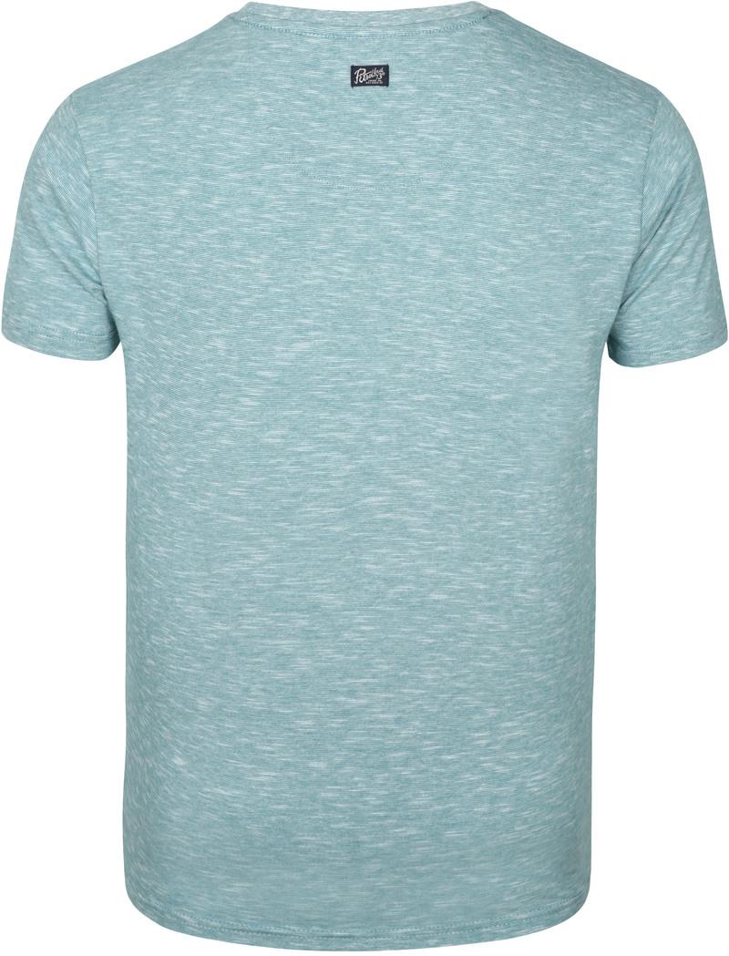 Petrol T-Shirt Turquoise