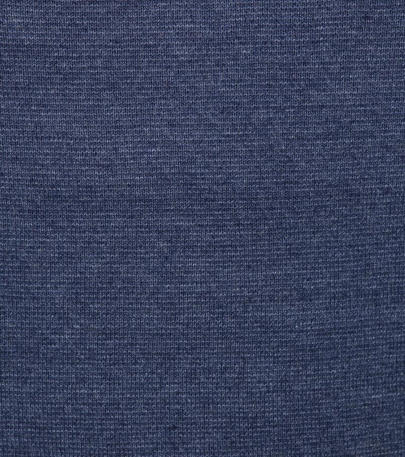 Petrol Trui Deep Capri Donkerblauw - Blauw maat XL