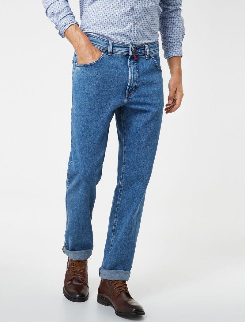 Pierre Cardin Jeans Dijon Blau Foto 4