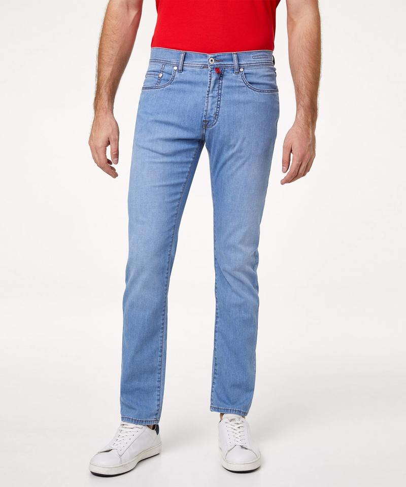Pierre Cardin Jeans Lyon Airtouch Blue photo 4