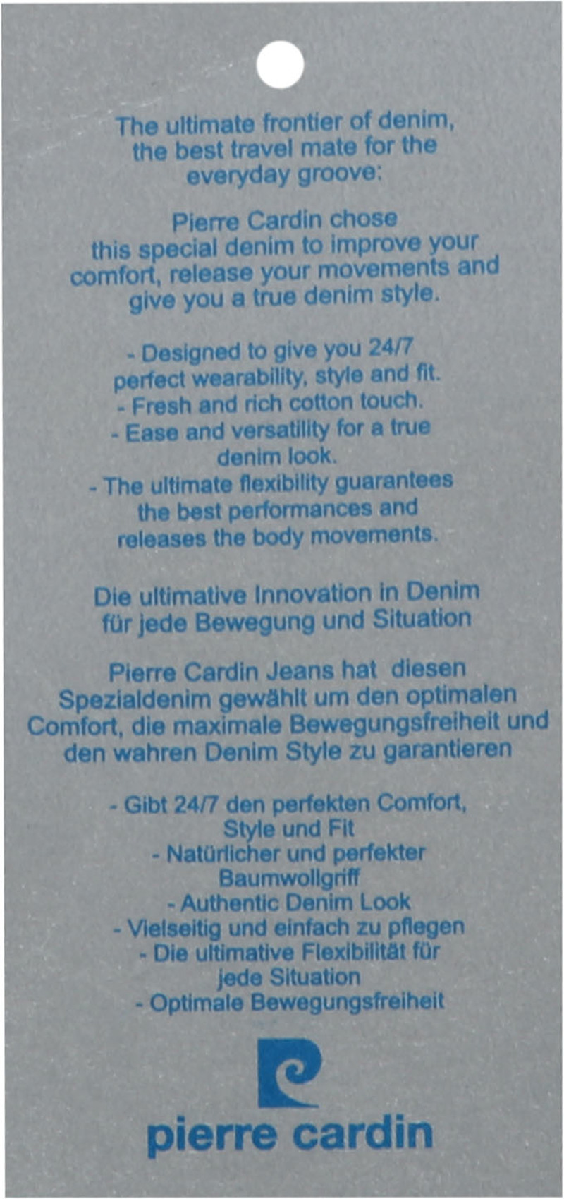 Pierre Cardin Jeans Lyon Future Flex Black photo 7