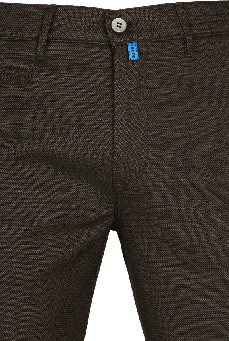 Pierre Cardin Lyon Chino Brown photo 1