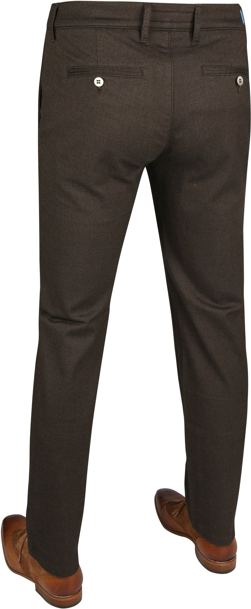 Pierre Cardin Lyon Chino Brown photo 3