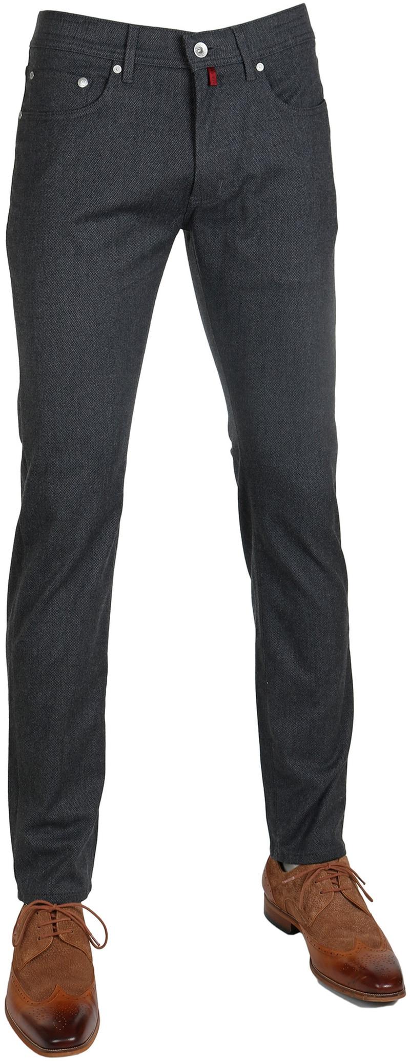 Pierre Cardin Lyon Jeans Antraciet  online bestellen | Suitable