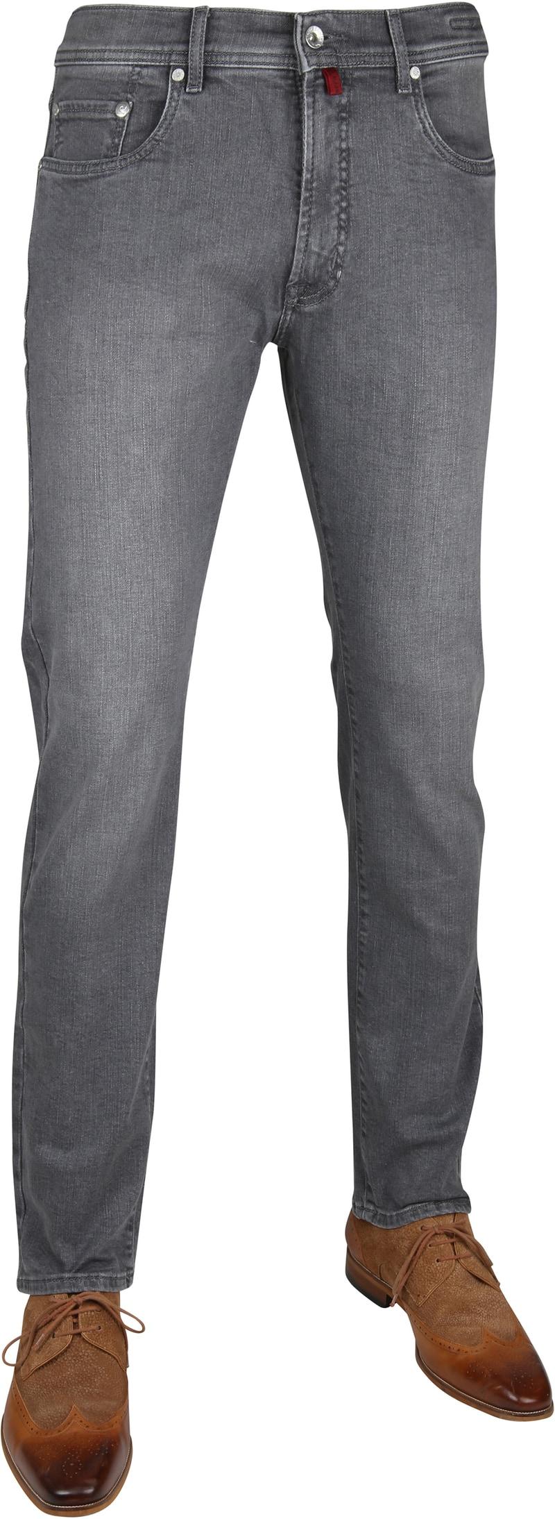 Pierre Cardin Lyon Jeans Donkergrijs foto 0