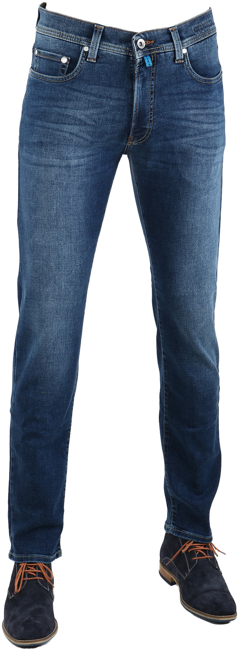 Pierre Cardin Lyon Jeans Future Flex 3451 03451/000/08880 01 | Suitable