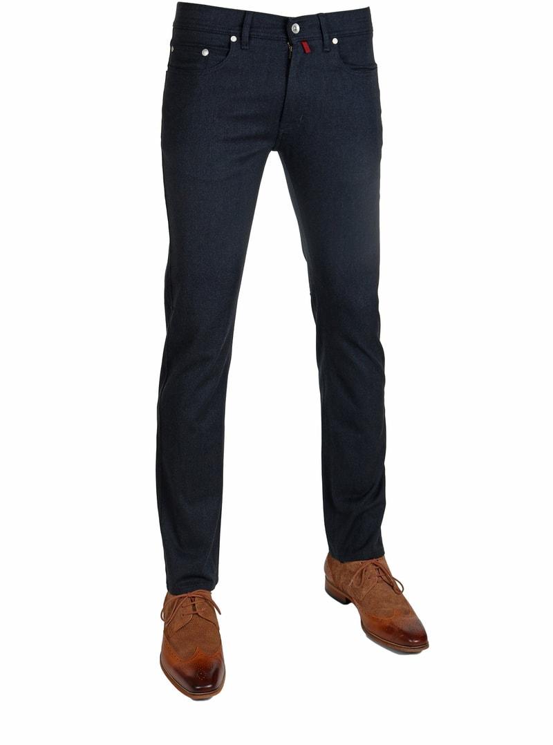 Pierre Cardin Lyon Jeans Navy 30917/000/04714 69 | Suitable