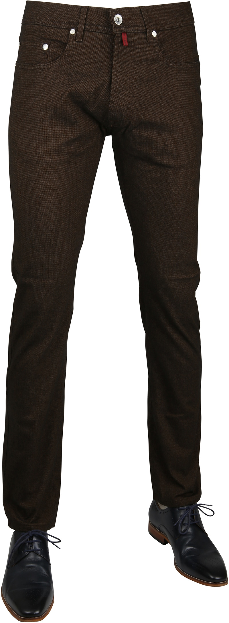 Pierre Cardin Lyon Trousers Caramel photo 0