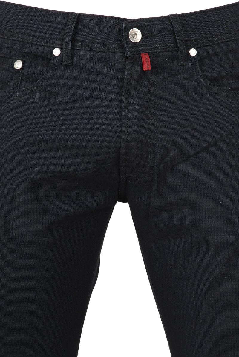 Pierre Cardin Lyon Trousers Dark Blue photo 1
