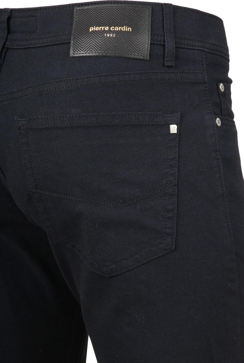 Pierre Cardin Lyon Trousers Dark Blue photo 2