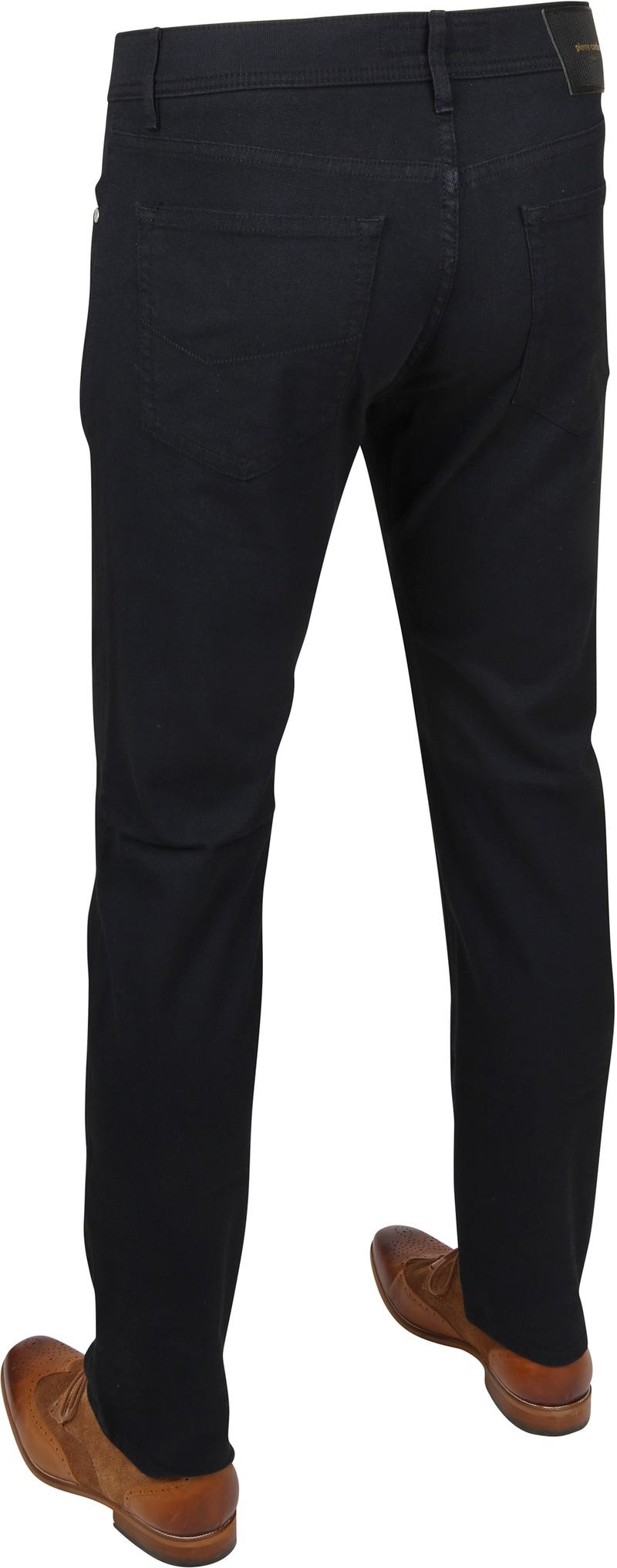Pierre Cardin Lyon Trousers Dark Blue photo 3