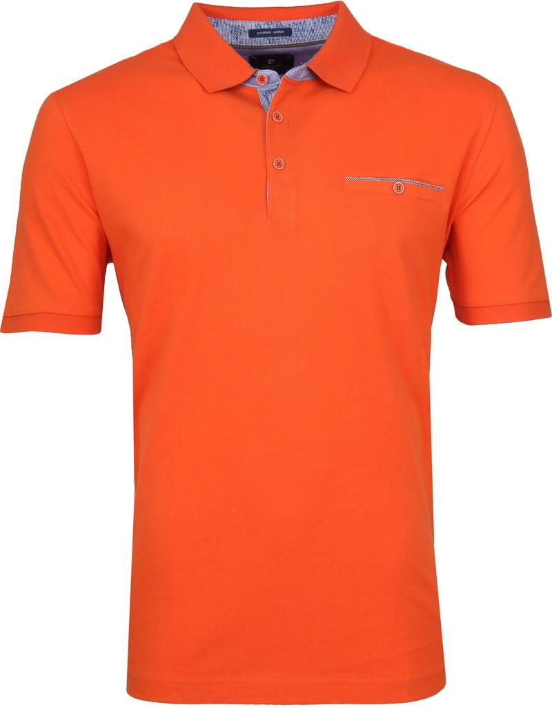 Pierre Cardin Polo Airtouch Oranje foto 0