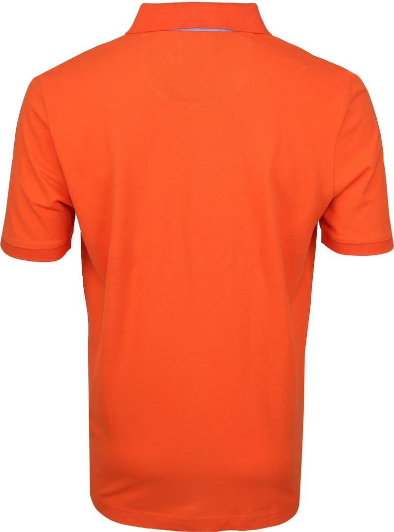 Pierre Cardin Polo Airtouch Oranje foto 3
