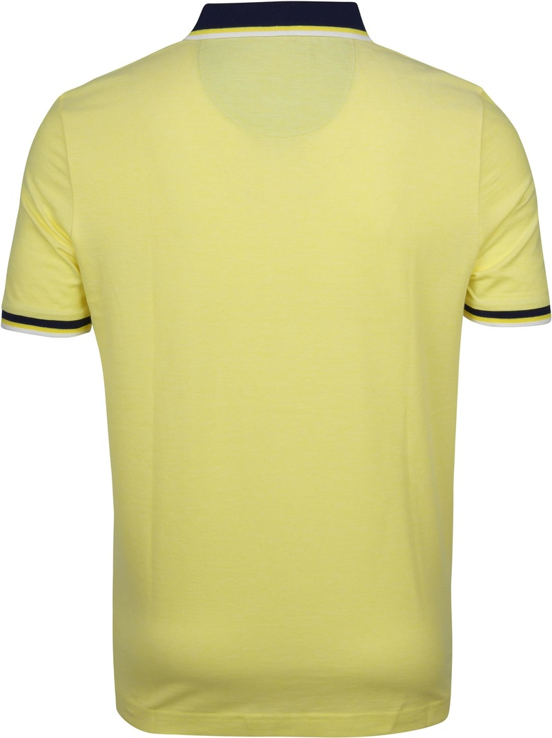 Pierre Cardin Polo Geel Airtouch