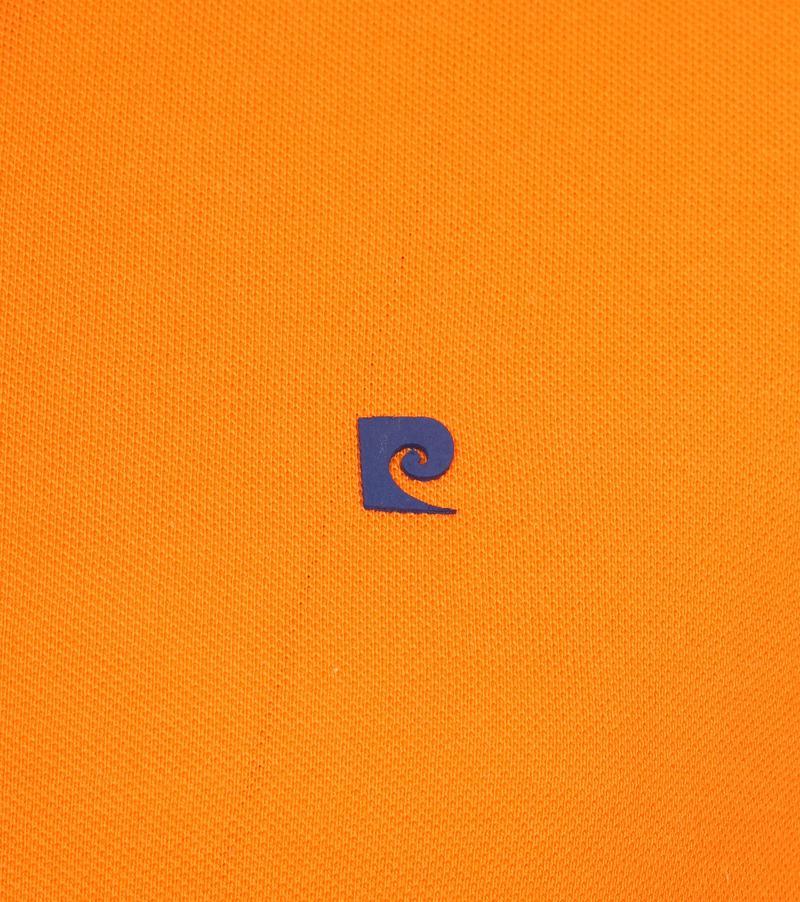 Pierre Cardin Polo Oranje Airtouch foto 2