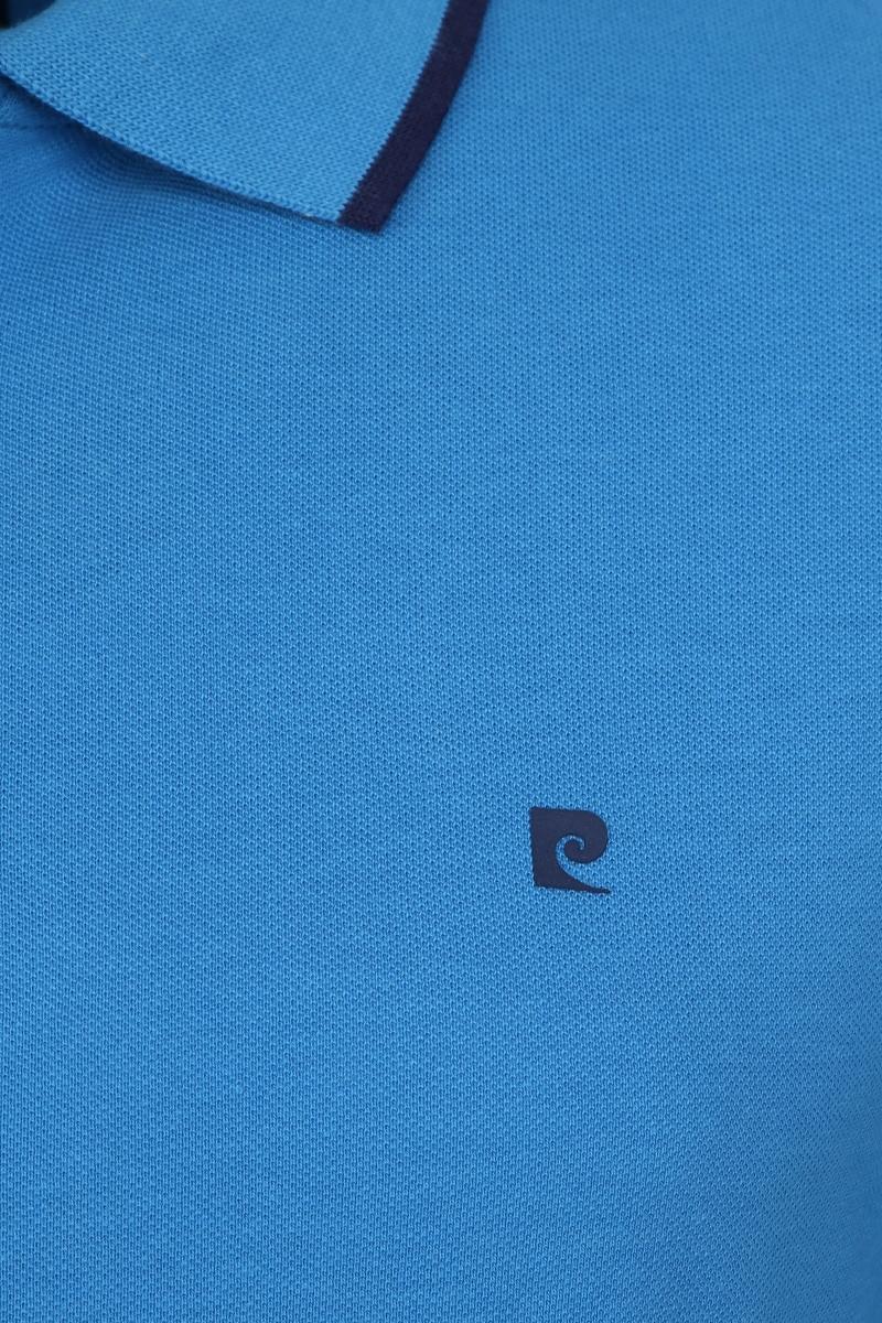 Pierre Cardin Poloshirt Diving Blue Foto 2