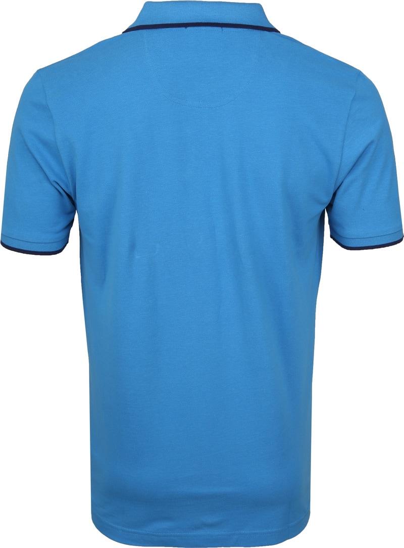 Pierre Cardin Poloshirt Diving Blue Foto 3