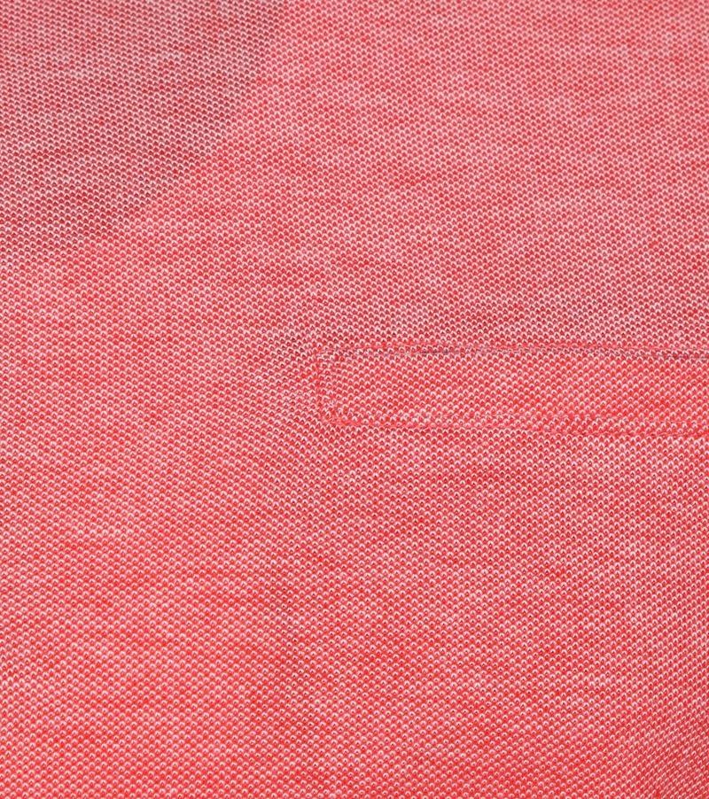 Pierre Cardin Poloshirt Rot Foto 2