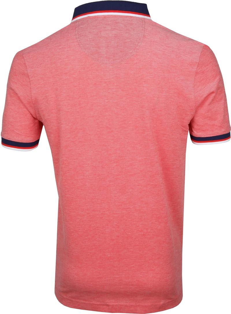 Pierre Cardin Poloshirt Rot Foto 4