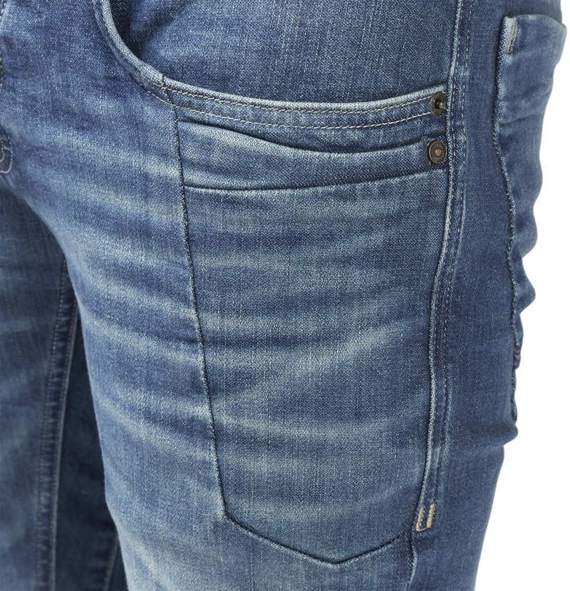 PME Legend Commander 2 Jeans Blauw - Blauw maat W 40 - L 34