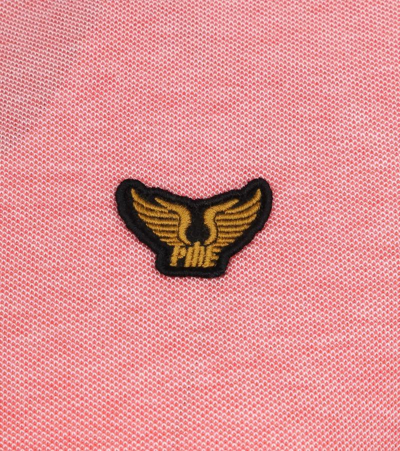 PME Legend Polo Pink photo 2