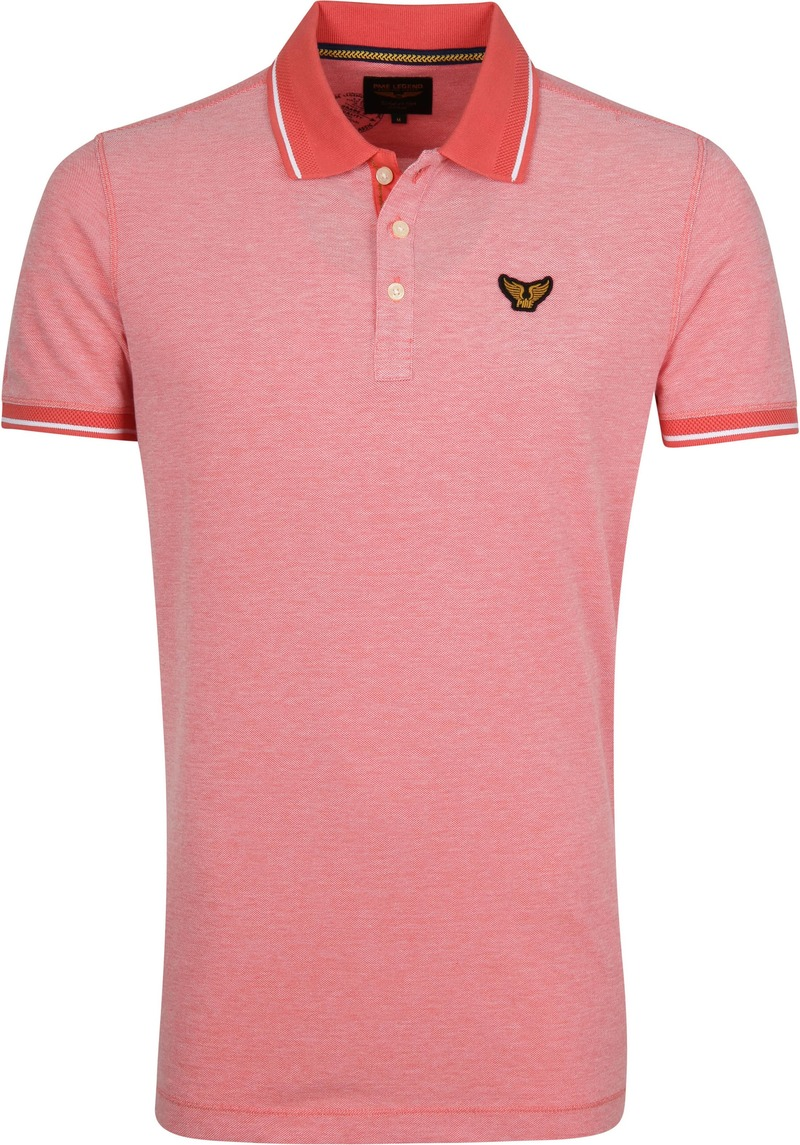 PME Legend Polo Roze foto 0