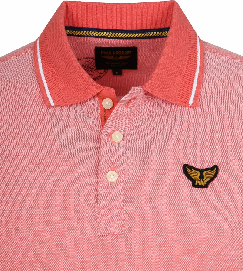PME Legend Polo Roze foto 1