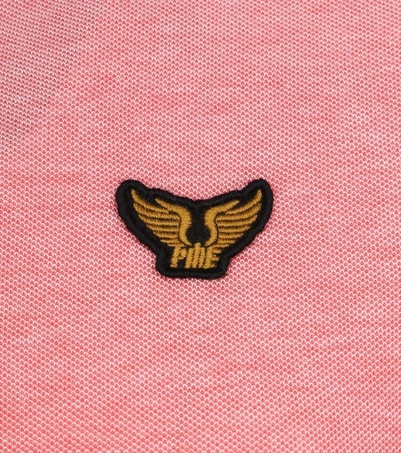 PME Legend Polo Roze foto 2