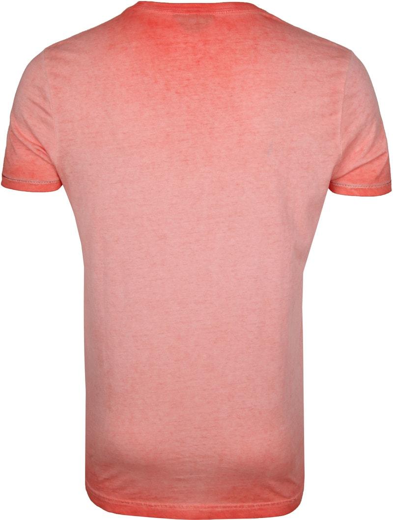 PME Legend T-Shirt Print Rood foto 3