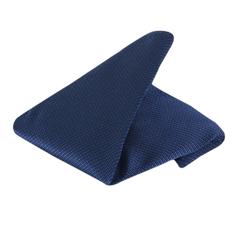 Pochet Donkerblauw