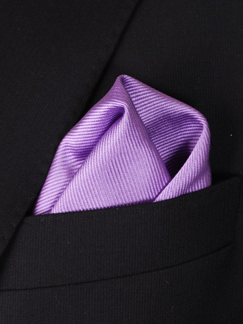 Pocket Square Lila F26